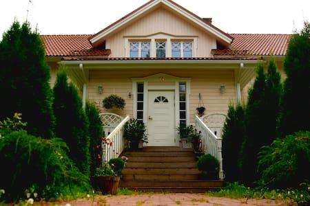 Country life close to Helsinki - Hyvinkää