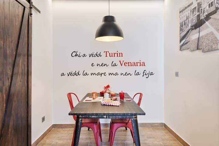 Casa Maestra Venaria by Apartments To Art