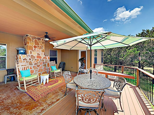 Stargazer Home, Dripping Springs