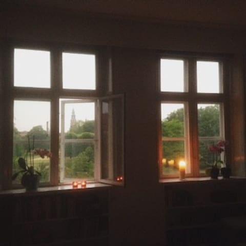 Romantic spot in the heart of Copenhagen - København - Apartment