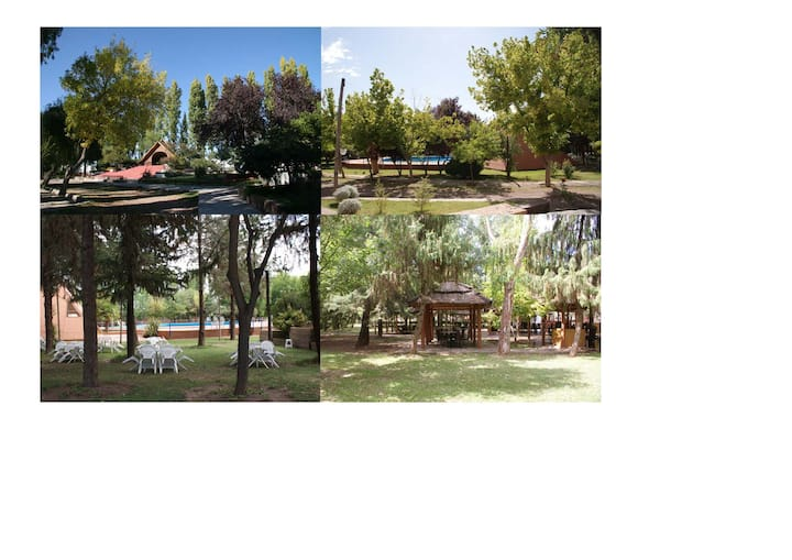 alquiler de casa vacacional en Mendoza