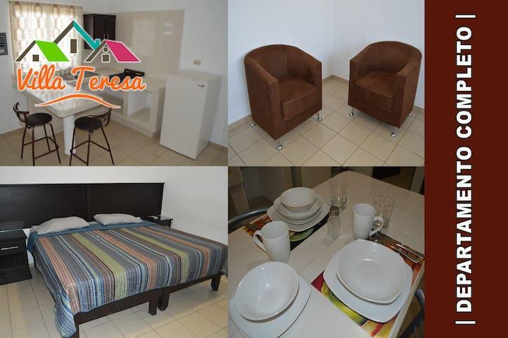 Departamentos & Suites Villa Teresa Zona Centro