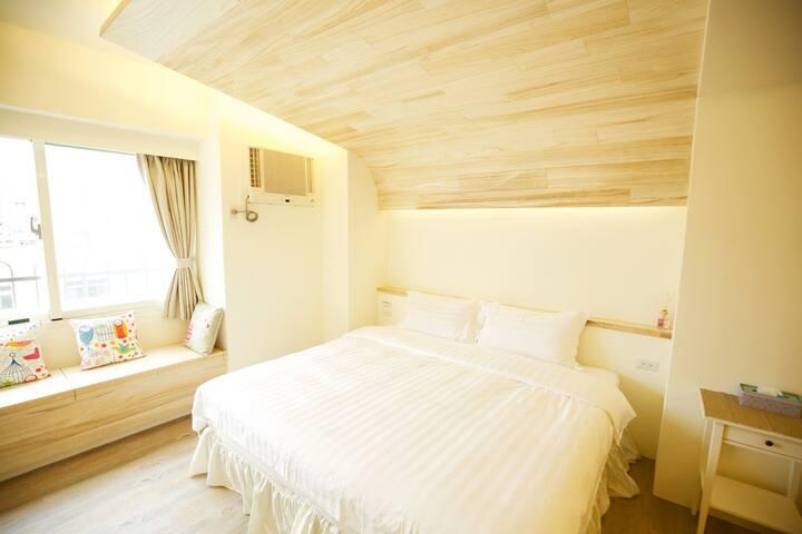 北歐公寓_哥本哈根 - Hualien City - Apartament
