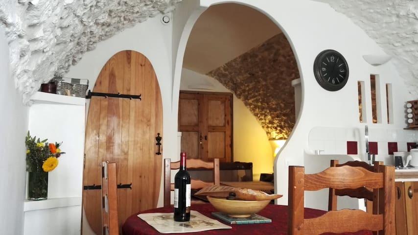 Village provençal à proximité de Nice