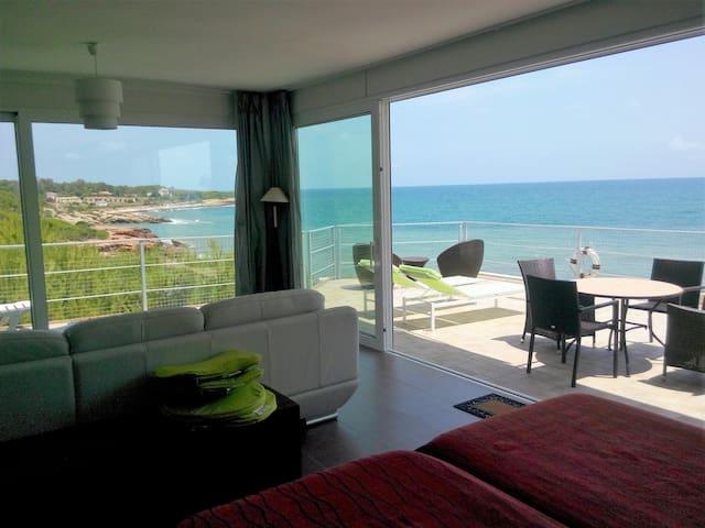 Estudio Suite con piscina privada - Alcossebre - Apartamento