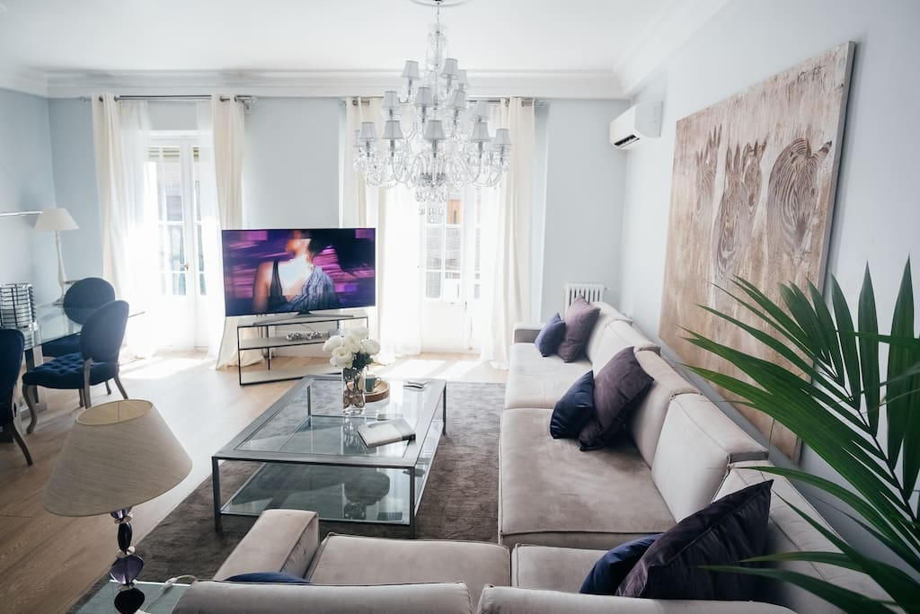 Heima home salamanca district 4br 3bt appartements - Les luxueux appartements serrano cero madrid ...