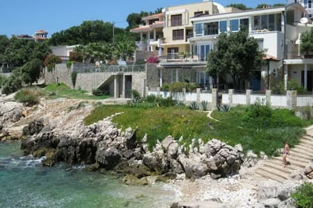 Luxury Villa on the beach with swimming pool - Utjeha-Bušat