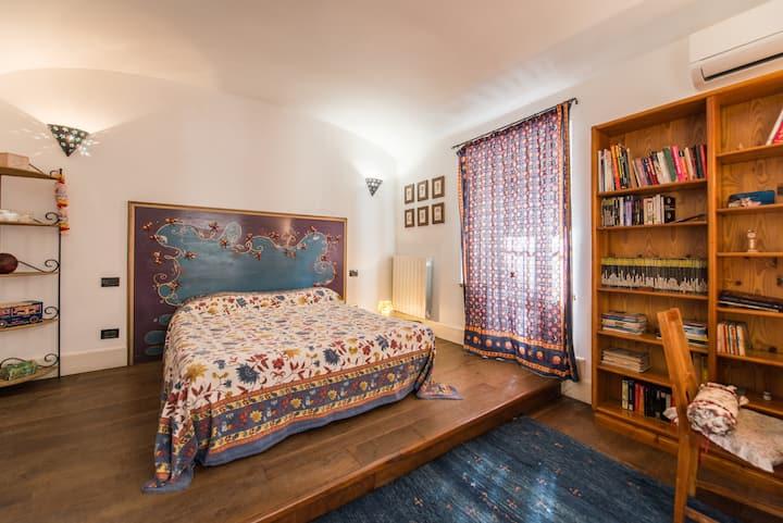 Trastevere garden: beautiful and quiet apartment