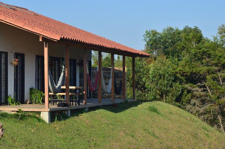 Countryside studio (Guarne-Rio Negro)