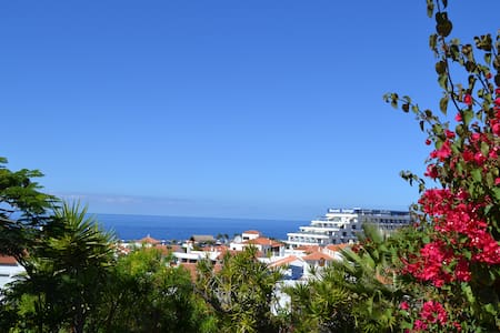 Top floor with pool ocean view - Leilighet