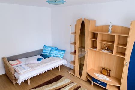 Cozy Bright Apartment In Downtown - Sfântu Gheorghe