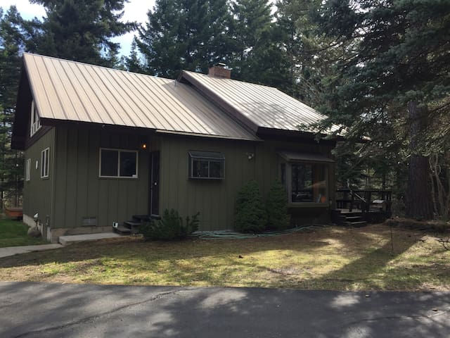 Watershed - Private Cabin on 5 Acres - Cle Elum - House