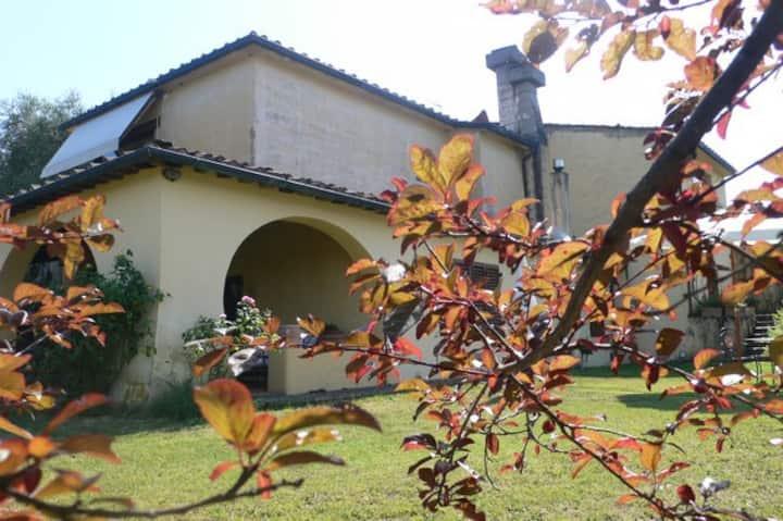 La tua Villa nelle colline Fiorentine
