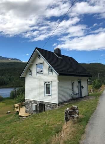 Koselig hus til leige/house for rental
