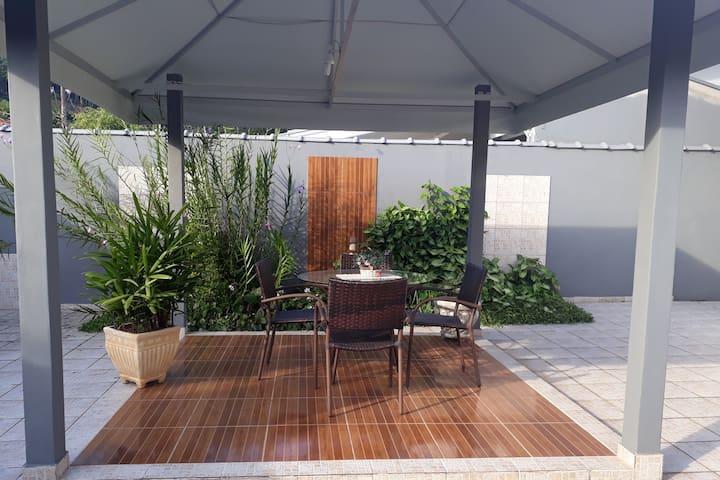 Cidade Jardim Lugar Tranquilo e Familiar