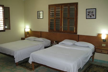 Hostal San Fernando, Morón, Room 2  Wi-Fi