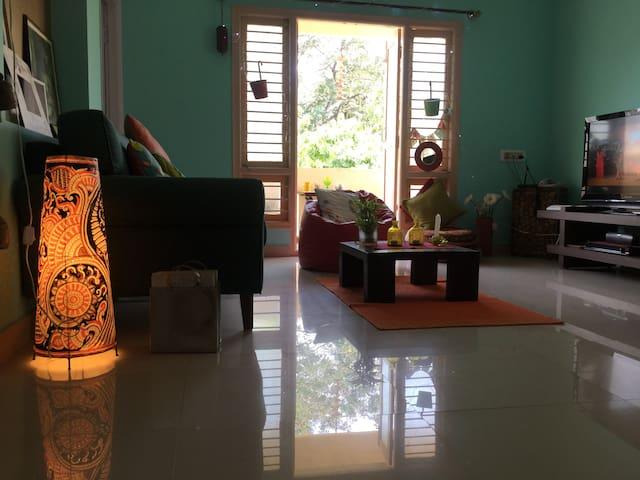 Cozy House in Indiranagar,