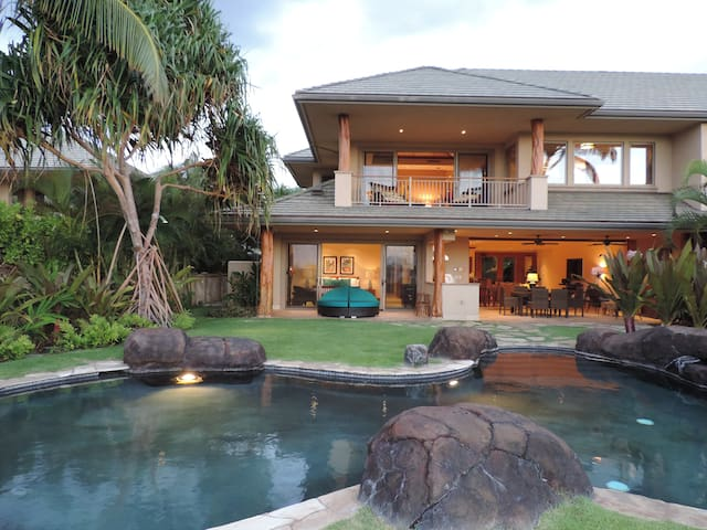 Luxurious Ke Kailani Villa w/ Private Pool & Spa! - Waimea - Villa