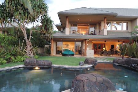Luxurious Ke Kailani Villa w/ Private Pool & Spa! - Waimea - Villa