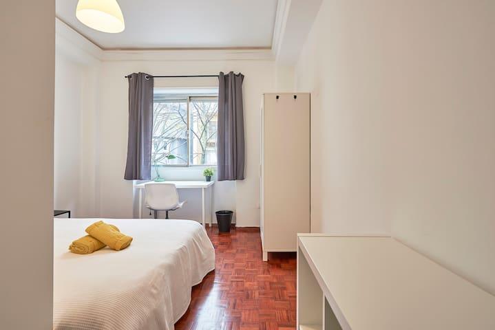 06★ Classy Room ★ Marquês de Pombal ★ Ritz Hotel