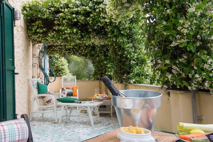 MUTINO green with great views- Versilia and Lucca - Massarosa - Villa