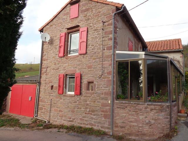 La Calade de Ségonzac - Vabres-l'Abbaye - House