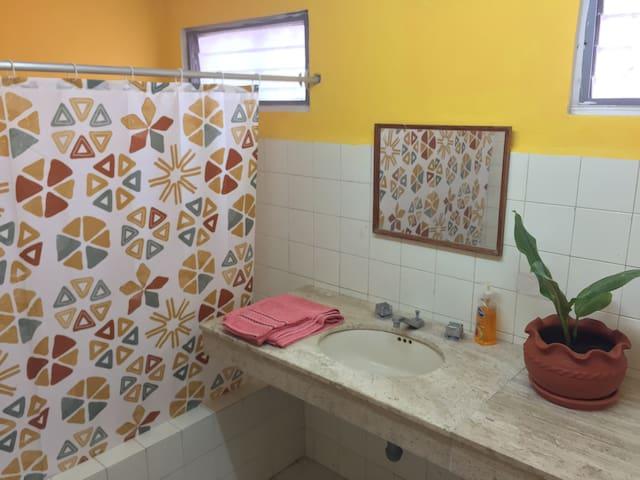 Prívate bathroom