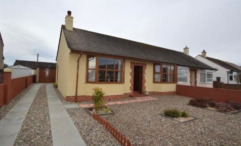 Cosy, quiet accommodation in prestwick