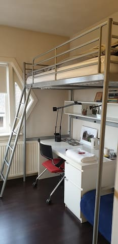 """Utrecht""  room with bunk bed"
