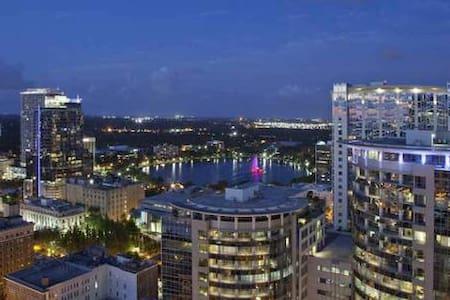 SKYRISE LOFT! MILLION $ VIEW! JAN BLOW-OUT SALE!! - Orlando