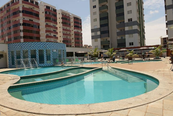 Aquarius D-401 Apartamentos para Temporada
