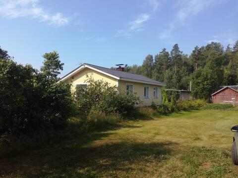 Дом у Ладоги «Лесовод» (п.Койриноя)