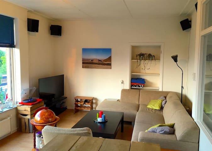 Compleet appartement in Nijmegen naast het station
