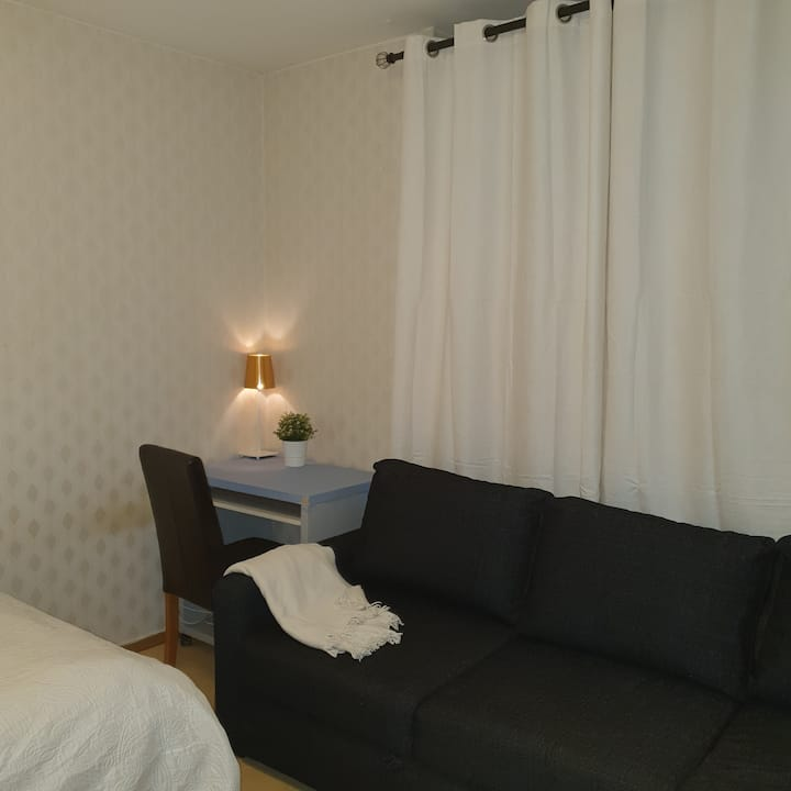 1 bedroom available in Bagarmossen