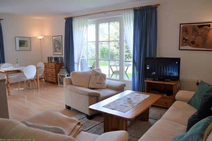 Ferienwohnung/App. für 3 Gäste mit 50m² in Borgsum (96574)