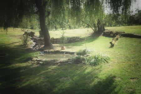 Romantische Landhauswohnung mitten in der Natur - Überlingen - Lejlighedskompleks