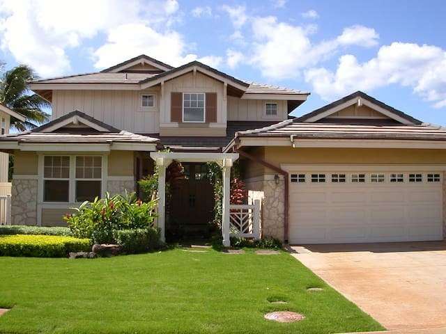 KoOlina Golf Estate: On golf course and near beach - Kapolei - House