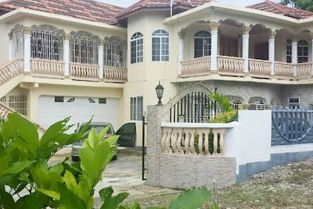 Windsor's BnB Castle in Windsor Castle  Jamaica - Windsor Castle - Guesthouse