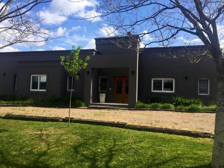 Casa barrio cerrado en open Door disponible  enero