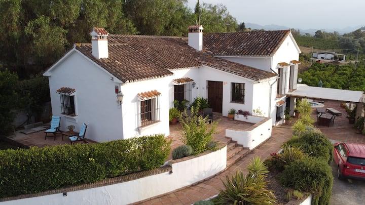 Vega Fahala rural villa w priv pool