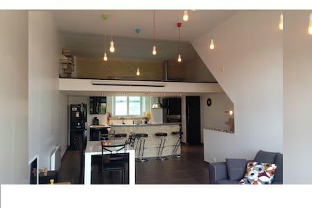 Magnifique Appart 95 m2 rez jardin - Troyes