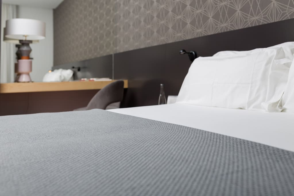 Dormitorio ¬ Suites 1478