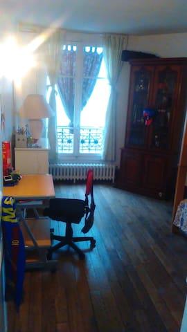 Appartement  a 150mt del metro buen  apartamento - Asnières-sur-Seine - Apartment