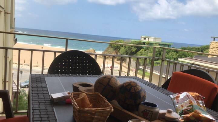 Piso Bakio primera linea de playa