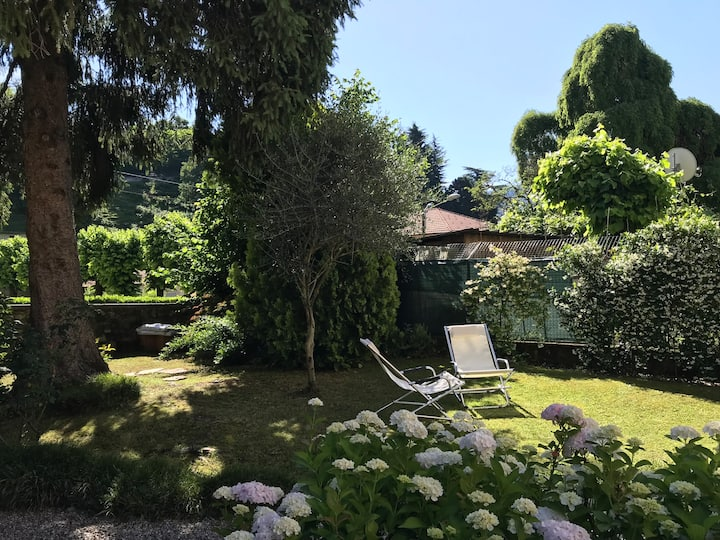 Villa Anna Giardino Studio