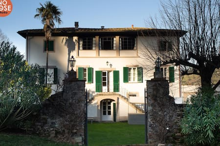 Villa Elizabeth - Unique 19th century villa in Lucca