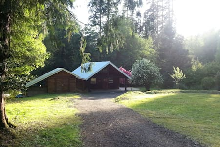 Glenn Creek Cabin - Coos Bay