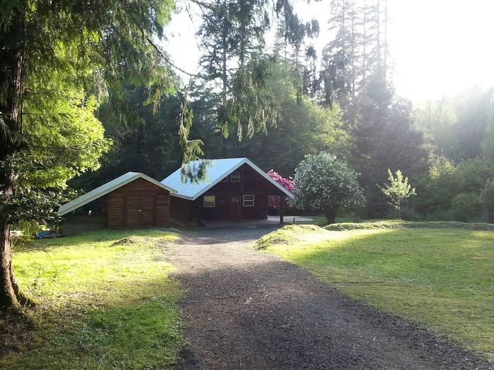 Glenn Creek Cabin