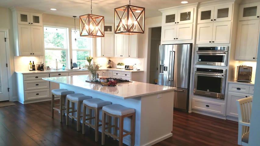 Spacious, family friendly home