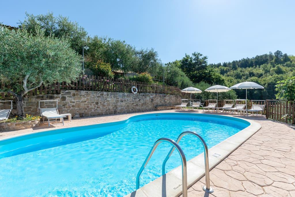 Piscina - Swimming pool